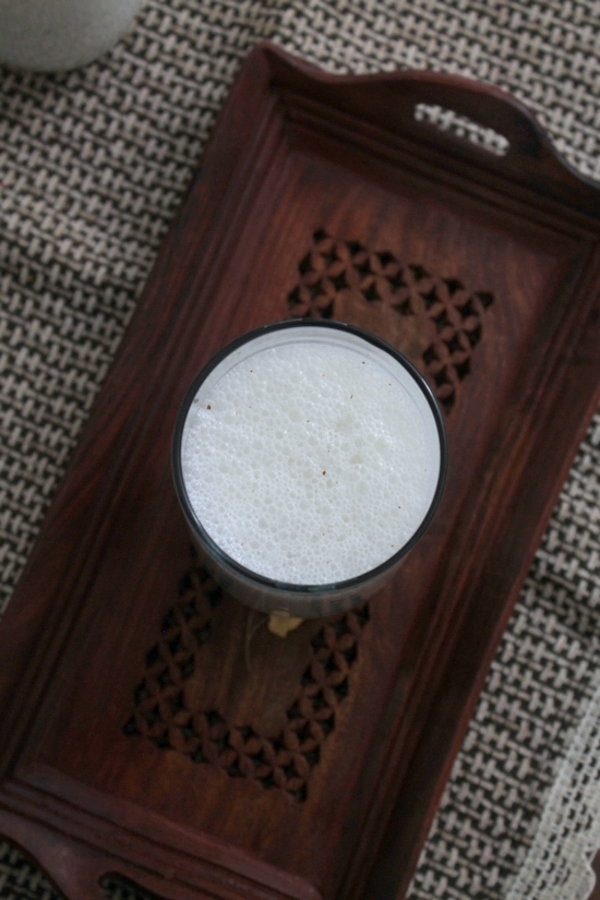 Salted Lassi Recipe | How to make salted lassi