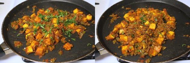 Tawa Paneer Recipe | Paneer tawa masala recipe