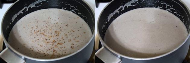 Cream of mushroom soup recipe | Creamy mushroom soup recipe
