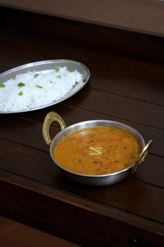 How to make Dal fry recipe