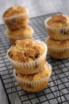 Eggless chocolate chip muffins recipe | Vegan chocolate chip muffins