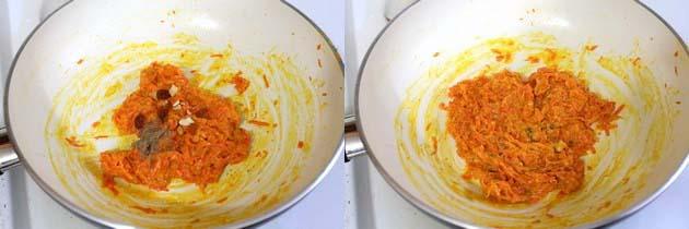 Gajar ka halwa with condensed milk   Gajar ka halwa recipe