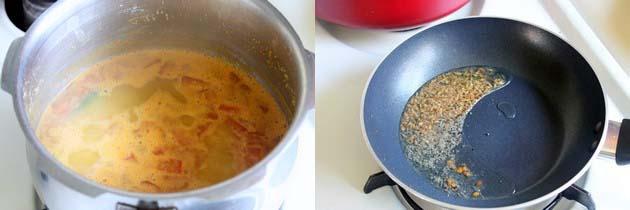 Gujarati dal recipe | How to make gujarati dal
