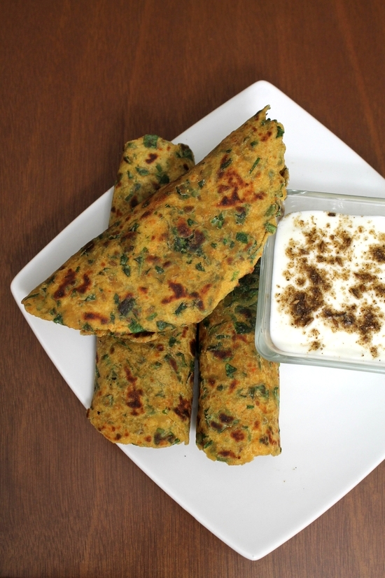 Methi Paratha Recipe | How to make methi paratha
