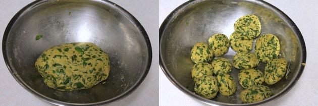 small dough balls