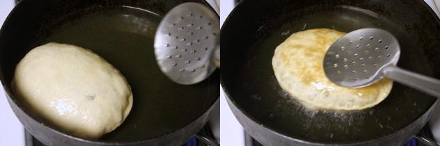 Quick bhatura recipe   quick and easy bhatura recipe with eno