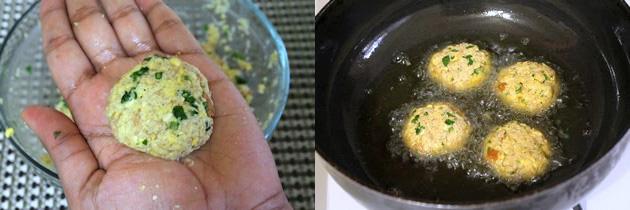 Sweet corn vada recipe | How to make corn vada