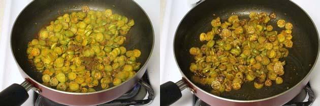 Tondli chi bhaji recipe | Maharashtrian style tendli sabzi