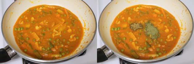 Veg Makhanwala Recipe   How to make Vegetable makhani recipe