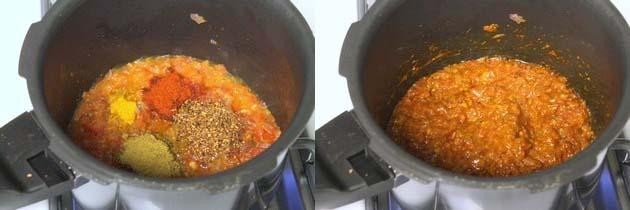 Aloo tamatar ki sabzi | Aloo curry recipe in pressure cooker