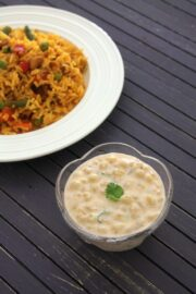 Boondi raita recipe | How to make boondi raita