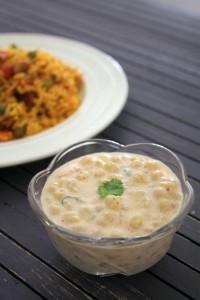 Boondi raita recipe   How to make boondi raita
