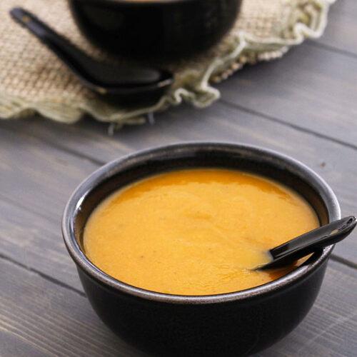 Carrot Tomato Soup Recipe | How to make carrot tomato soup