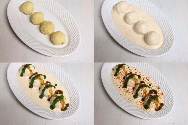 Dahi vada recipe   How to make dahi vada   North Indian recipe