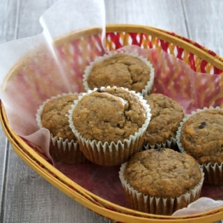 Eggless Banana Muffins Recipe (Vegan banana muffins)