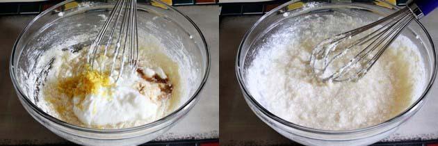 Eggless Lemon Poppy seed muffins recipe   Lemon muffins