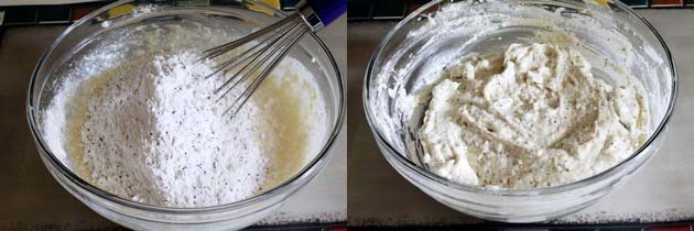 Eggless Lemon Poppy seed muffins recipe | Lemon muffins