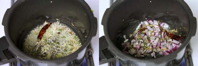adding onions