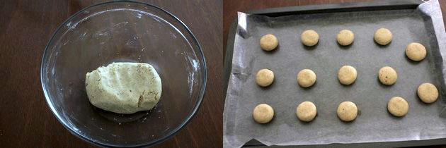 Nankhatai recipe   Traditional eggless Indian cookies, biscuits