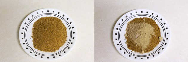 Pav bhaji masala recipe | Homemade pav bhaji masala powder