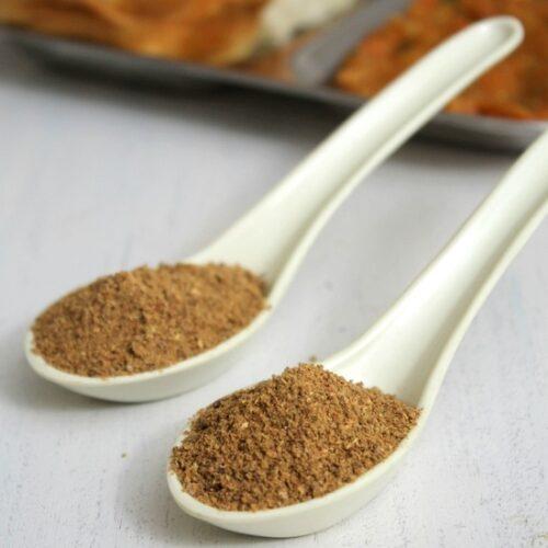 Pav bhaji masala recipe   Homemade pav bhaji masala powder