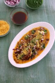 Ragda pattice recipe | ragda patties | how to make ragda pattice