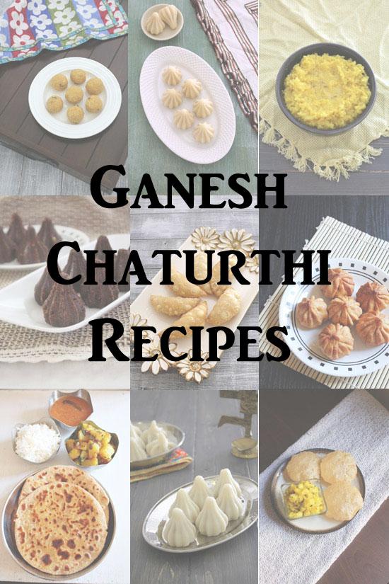 30 Ganesh Chaturthi Recipes | Maharashtrian Ganesh Chaturthi Recipes