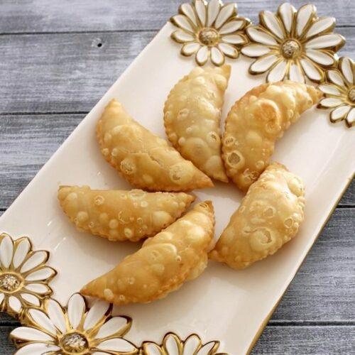 Karanji Recipe | How to make Karanji | Maharashtrian Karanji