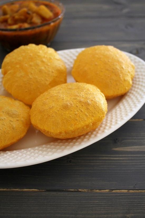 Masala Puri Recipe   How to make Masala poori   Tikhi puri recipe