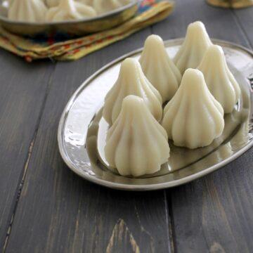 Ukadiche modak recipe | How to make modak | Steamed modak