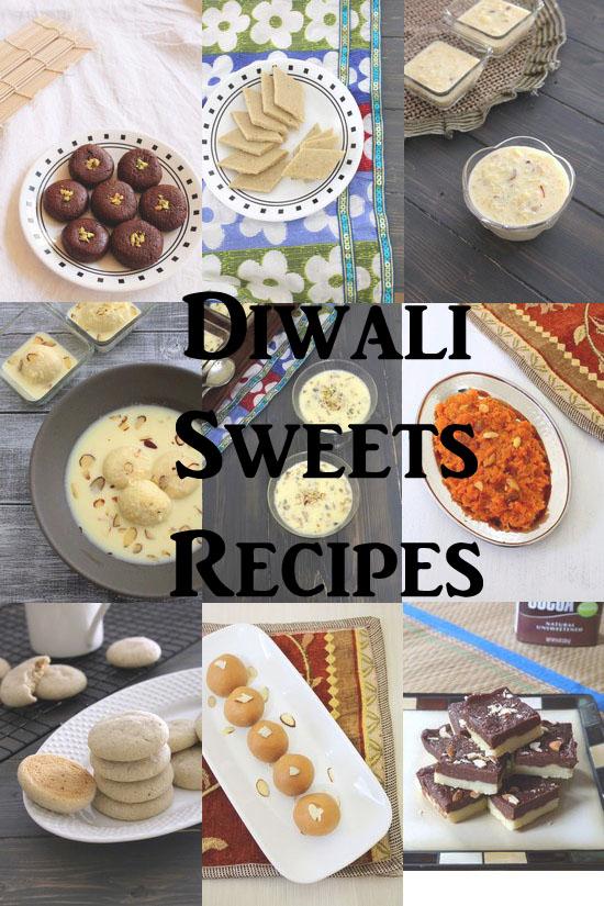 50 Diwali Sweets Recipes | Easy diwali sweets recipe 2015