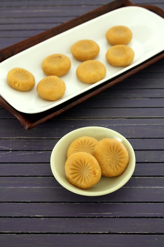 Peda Recipe | How to make doodh peda or milk peda