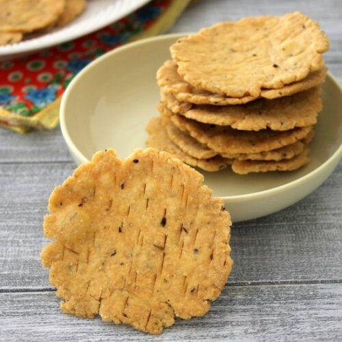 Farsi puri recipe | How to make farsi puri | Diwali snacks