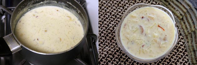 Kheer with condensed milk | Rice kheer recipe with condensed milk