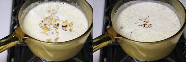 Sabudana sweet potato kheer recipe   Kheer recipe for fasting, vrat