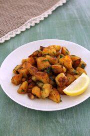Vrat ke aloo chaat recipe | Aloo chaat recipe for fasting