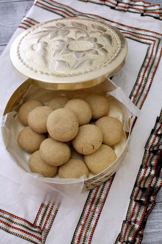 Whole Wheat Nankhatai Recipe