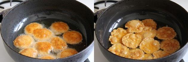 Crispy masala puri recipe | Masala poori for snack | Tea-time snacks
