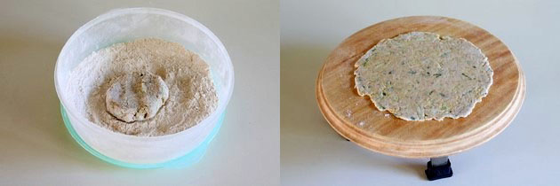 Lauki Thepla Recipe | Dudhi na thela recipe | Gujarati thepla