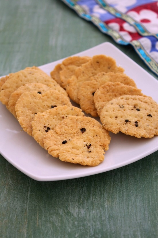 Mathri recipe   How to make mathri   Punjabi mathri recipe