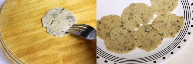 Methi mathri recipe | How to make methi mathri recipe