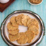 Methi mathri recipe   How to make methi mathri recipe