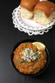 Paneer pav bhaji recipe | How to make paneer pav bhaji