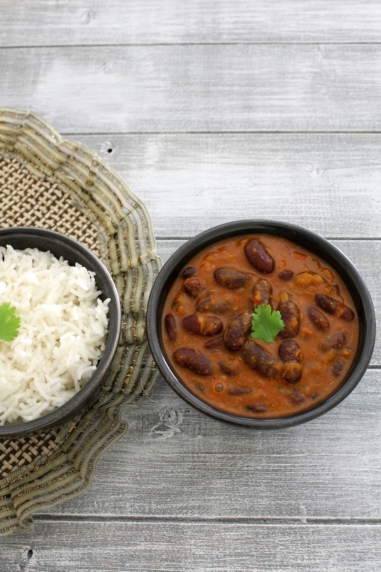 Punjabi Rajma Recipe| Red kidney beans curry | Rajma masala