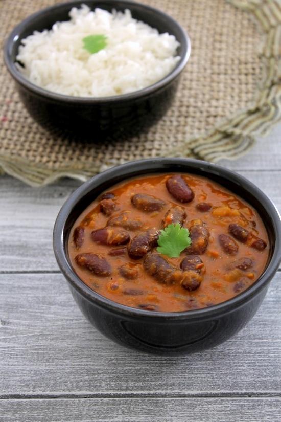 Punjabi rajma recipe how to make rajma masala recipe punjabi rajma recipe red kidney beans curry rajma masala forumfinder Gallery