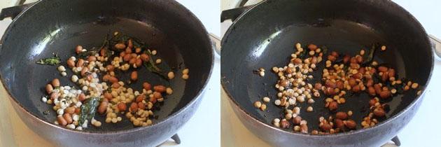 Poha chivda recipe | Thin poha chivda | Roasted poha chivda