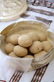 Whole Wheat Nankhatai Recipe   Atta nankhatai recipe