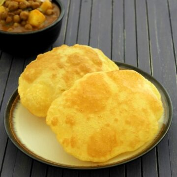 Aloo bhatura recipe | How to make aloo bhatura recipe