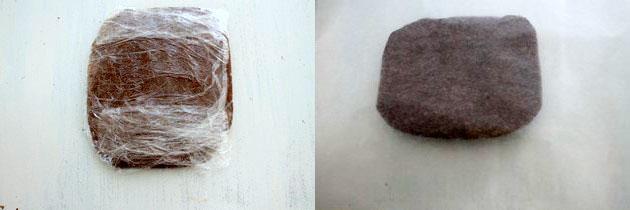 Eggless chocolate sugar cookies recipe   Chocolate cutout sugar cookies