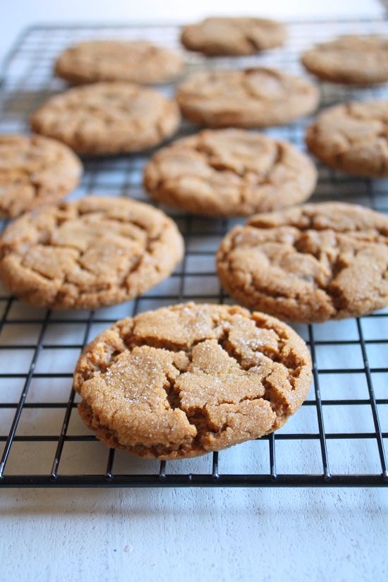 Eggless Gingersnap Cookies Recipe Gingersnaps Recipe
